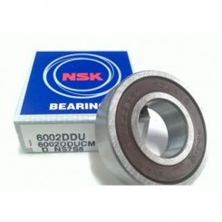 מיסב 6002 NSK סגור גומי