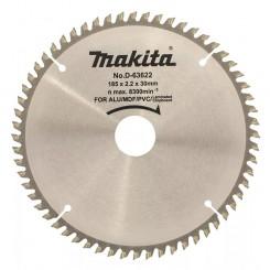 """להב למסור עגול 185 מ""""מ Makita D-63622"""
