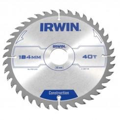 """להב למסור עגול קוטר 184 מ""""מ IRWIN 1897198"""