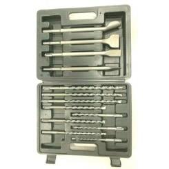סט אזמלים ומקדחים SDS לפטישון 13 חלקים NOR M1300