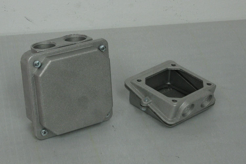 קופסאות חיבורים למנועי חשמל